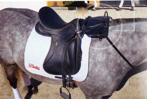 Child's saddle pad - saddle adaptor